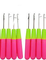 Недорогие -пластик Крючковые иглы для наращивания Высокое качество Классика Повседневные