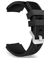 economico -Per la cinghia di sport di sostegno del silicone morbido della fascia del braccialetto della fascia di deviazione standard ss3 di Samsung