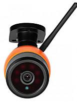 VESKYS® 1080P  Waterproof  Wireless Outdoor Security Bullet  IP CameraAluminum Alloy 2.0MP Wi-Fi IP Security Camera /Night-Vision