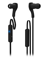 Bluetooth v4.1edr microfono stereo del trasduttore auricolare dell'in-orecchio della cuffia avricolare del bluetooth del neckband di