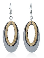 Women's Earrings Set Basic Geometric Double Sided Metallic Alloy Jewelry For Party Gift Ceremony Club