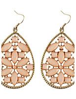 Women's Hoop Earrings Earrings Set Bohemian Unique Design Classic Euramerican Fashion Casual Personalized Adorable Acrylic Earrings Jewelry
