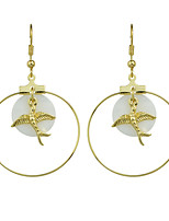 Fashion Circle Earrings