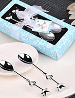 Silver Chrome Demitasse Spoons Favor Beter Gifts® Life Style