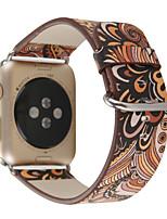 economico -Cinturino per orologio  per Apple Watch Series 3 / 2 / 1 Apple Custodia con cinturino a strappo Chiusura classica