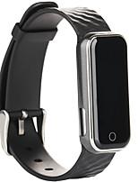Smart-Armband iOS Android Wasserdicht Long Standby Schrittzähler Gesundheit Sport Herzschlagmonitor Distanz Messung tragbar Information