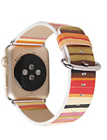 cheap -Watch Band For Apple Watch 3 Series1 2 Genuine Leather Classic Buckle Replacement Strap