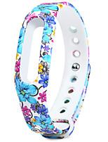 economico -banda sport fluoroelastomerica per cinturini per orologi xiaomi 1s per xiaomi