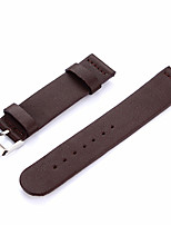 cheap -20mm for Huawei Watch Series 2 Watchband Genuine Leather Soft Watch Band