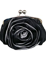 cheap -Women's Bags Polyester Wristlet Sequin for Wedding Event/Party All Seasons White Black Almond