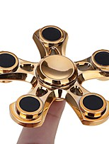 Fidget Spinner Hand Spinner Spinning Top Toys Toys Chrome EDCFocus Toy Office Desk Toys Relieves ADD, ADHD, Anxiety, Autism Stress and