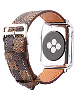 cheap -Watch Band for Apple Watch 3 Series 1 2 38mm 42mm Genuine Leather Replacement Strap Bracelet