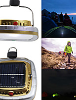 cheap -YWXLight® 6W USB Portable Solar Power LED Bulb Lamp Solar Panel Applicable Outdoor Lighting Camp Tent Fishing Lamp Garden Light Outdoor Light 1PCS