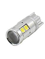 Недорогие -SO.K T10 Грузовик / Мотоцикл / Автомобиль Лампы 3 W SMD 3030 300 lm Светодиодная лампа Лампа поворотного сигнала For Универсальный