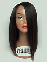 Новые stlye бразильские виргинские волосы bob парики прямые кружевные передние человеческие волосы парики короткие виргинские волосы bob
