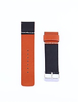 cheap -For Fitbit Blaze Smart Watch Genuine Leather Watch Band Wrist Replacement Strap