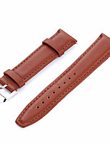 cheap -20mm for Huawei Watch Series 2 Watchbands Retro Genuine Leather Soft Watch Band