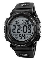 SKMEI -1258 Smart watch Resistente all'acqua Long Standby Allarme sveglia Timer Multiuso Indossabile Funzione di temporizzazione Design
