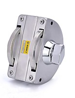 YL-6032 Key Unlock 2 Key  Single Door Glass Door Lock Dail Lock