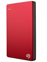 Seagate STDR1000303 Backup Plus 1T 2.5 Inch USB3.0 External Hard Drive Red