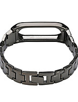 economico -Acciaio inossidabile Cinturino sportivo Per Xiaomi Orologio