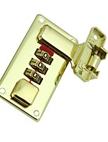 CCM 51632 Password Unlocked 3 Digit Password Dail Lock and Password Lock Drawer Lock