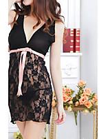 Costumes Ultra Sexy Vêtement de nuit Femme,Sexy Solide