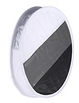 Multifonctionnel 12in / 31cm mini portable rond sur caméra flash speedlite diffuseur softbox avec couleur blanche / gris / noir pour canon