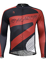 Ilpaladin Sport Men Long Sleeve Cycling Jerseys  CX774