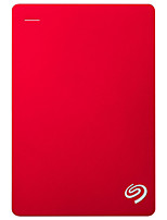 Seagate 2.5-Inch Backup Plus  4T USB3.0 Portable Mobile Hard Disk Red Edition  STDR4000303