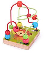 abordables -Bloques de Construcción Para regalo Bloques de Construcción 1-3 años de edad 3-6 años de edad Juguetes