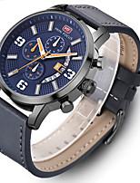Herrn Kinder Sportuhr Modeuhr Einzigartige kreative Uhr Armbanduhren für den Alltag Armbanduhr Chinesisch Quartz Kalender Wasserdicht