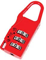 SANTO  0402  Zinc Alloy Password Padlock 3 Digit Password Luggage Lock Bags Lock Gym Lock Dail Lock Password Lock