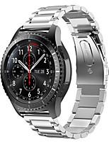 preiswerte -Edelstahl Sport Band Für Samsung Galaxy Uhr