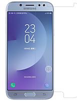 abordables -PET Ultra Delgado Anti-Arañazos Anti-Huellas Alta definición (HD) Espejo Protector de Pantalla Frontal Samsung Galaxy