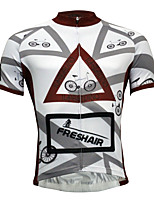 Breathable And Comfortable Paladin Summer Male Short Sleeve Cycling Jerseys DX776