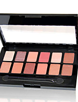 Makeup Palette Natural Eye Makeup Light 12 Colors Eye Shadow Makeup Shimmer Matte Eyeshadow Palette Set
