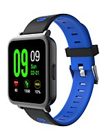 SN10 Heart Rate Smartwatch With Replaceable Strap Wearable Devices Smart Electronics Relogio Bluetooth Smart Watch