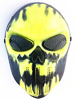 halloween schädel scary geist maske wargame leiter taktische cs cosplay tarnung maske carnaval maskerade party kostüm prop