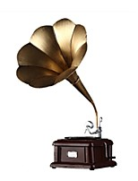 Music Box Holiday Decorations Toys Phonograph Costume Iron Metal Pieces Kid Unisex Gift