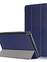 Pu case cover für lenovo tab4 tab 4 10 x304f tb-x304f tab4-x304n tb4-x304 mit Displayschutzfolie