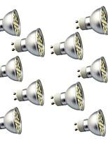 3W GU10 Faretti LED 29 leds SMD 5050 Decorativo Bianco caldo Luce fredda 350lm 3000-7000K AC220V