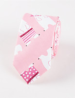 Men's Fashion Casual Printing Tie