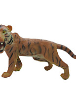 Animals Action Figures Animals Tiger Teen Silicon Rubber Classic & Timeless High Quality