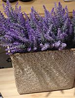 1 Branch Lavender Home Decoration Photo Props Artificial Flowers