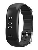 bracelete inteligente da mulher masculina yy z18 / smartwatch / monitor de sono de pedômetro esportivo para ios android