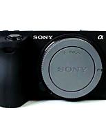 Dengpin мягкий силиконовый доспех кожа резиновая камера чехол сумка для sony ilce-6500 a6500 (ассорти цветов)