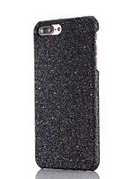 Case For iPhone 7 7 Plus Glitter PC Protection Back Cover Case For iPhone 6S 6SPlus 6 6Plus