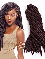 Janet Collection Havana Mambo FauxLocs Braid 14 18inch Dread FauxLocs Braids Synthetic Crochet Hair kanekalon hair braids extension 6-8pcs/head