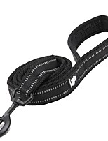 Leash Anti-Slip Reflective Breathable Safety Solid Polyester Nylon